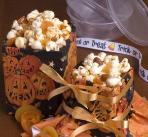Apricot Popcorn Mix