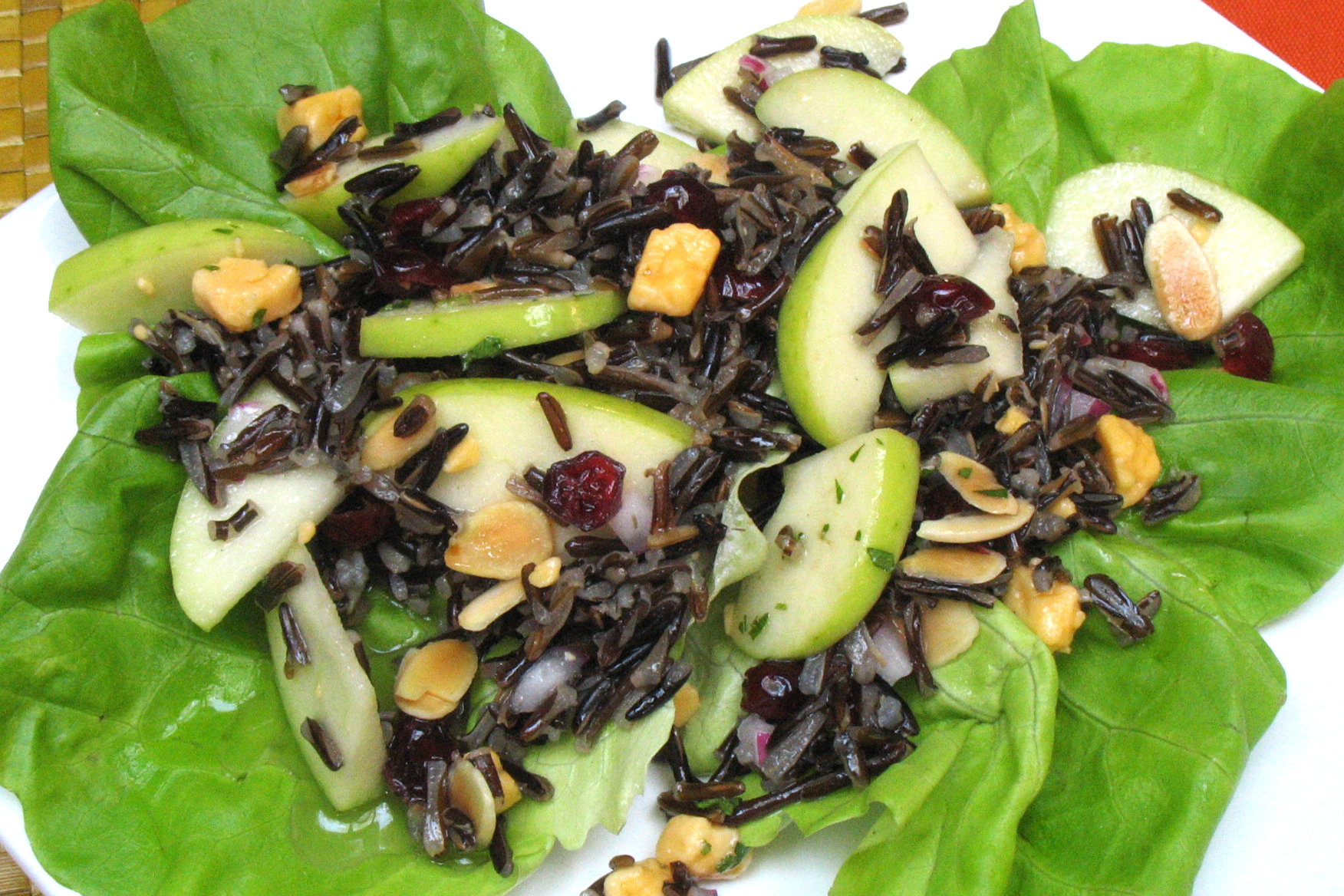 Wild Rice Salad rita finalcrop copy