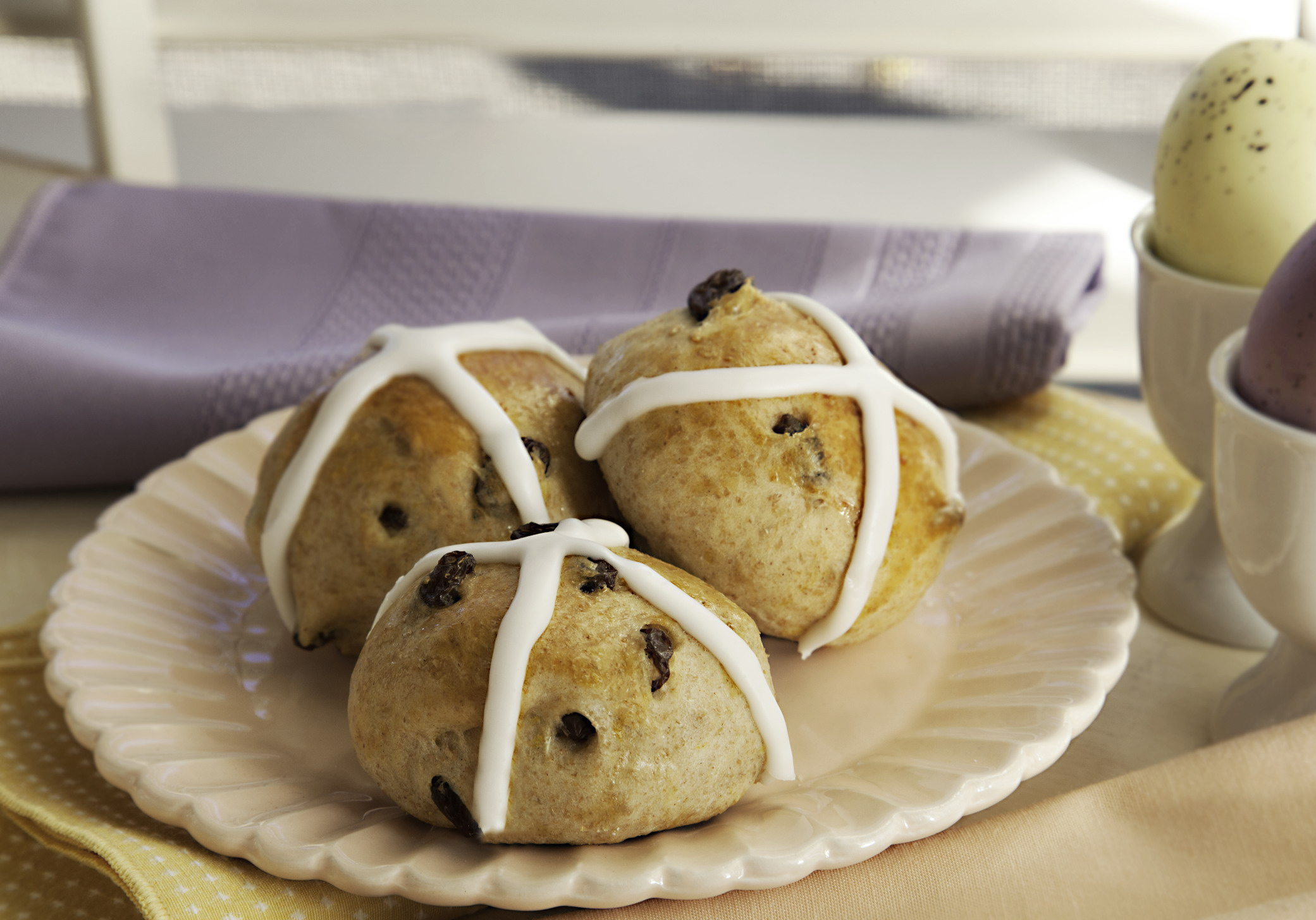 One-a-Penny Two-a-Penny Hot Cross Buns