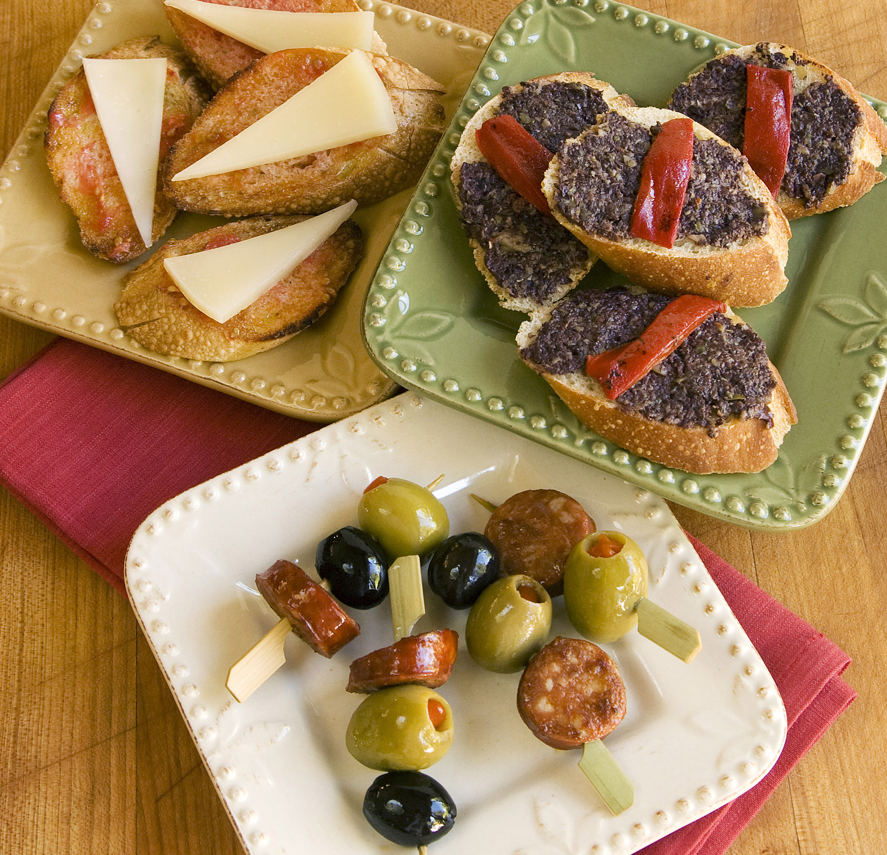 Holiday Appetizers, Spanish Style