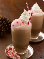 Peppermint Chocolate Soda