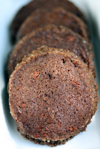 Cocoa Nib Cookie