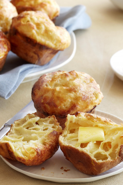 Pepper Jack Popovers