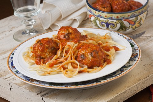 Meatballs with Raisins