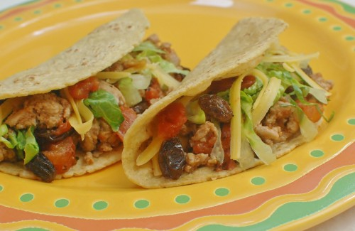 Super Simple Turkey Tacois