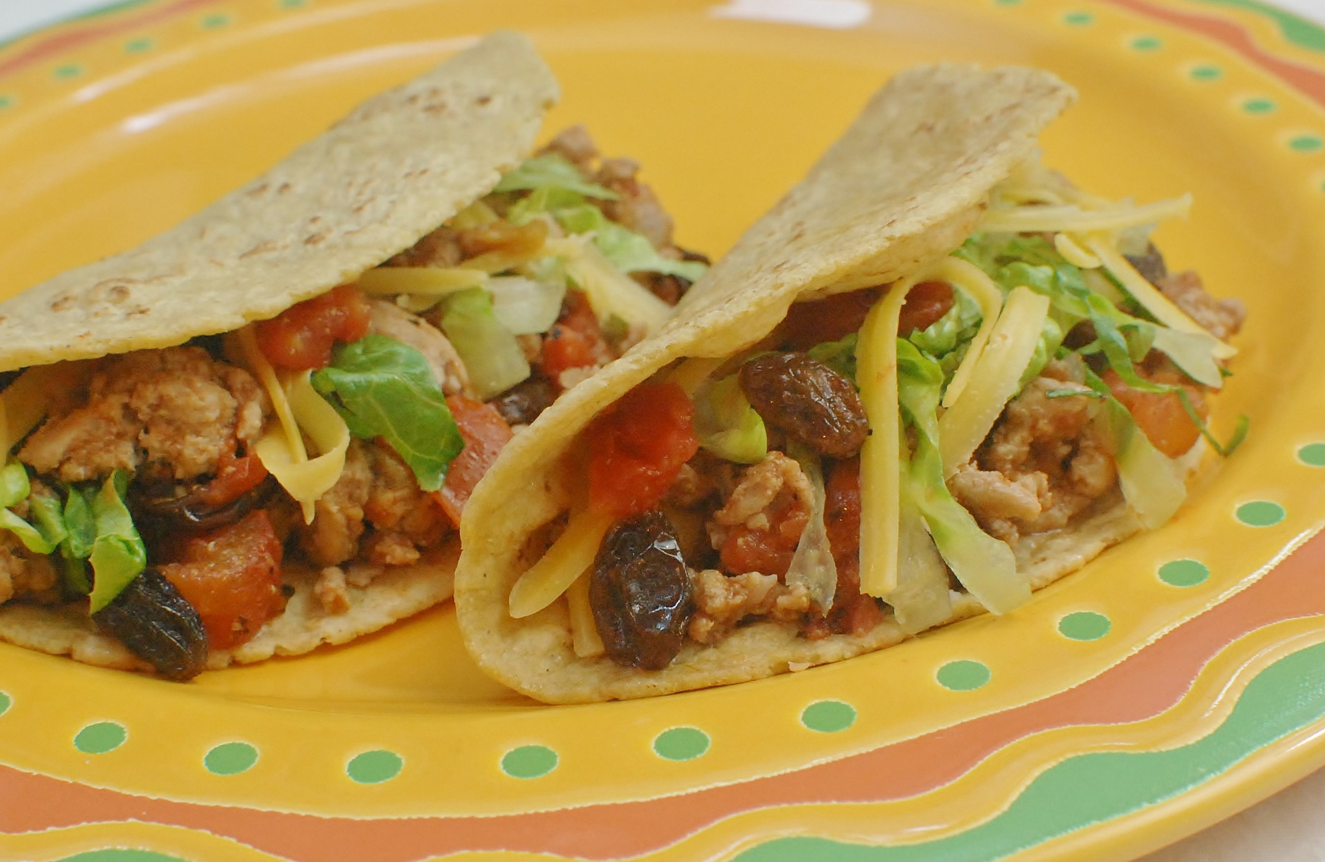 Super Simple Turkey Tacos