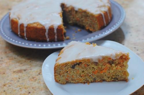 Dairy-Free Carrot Cake