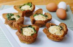 Toast 'n Egg Cups