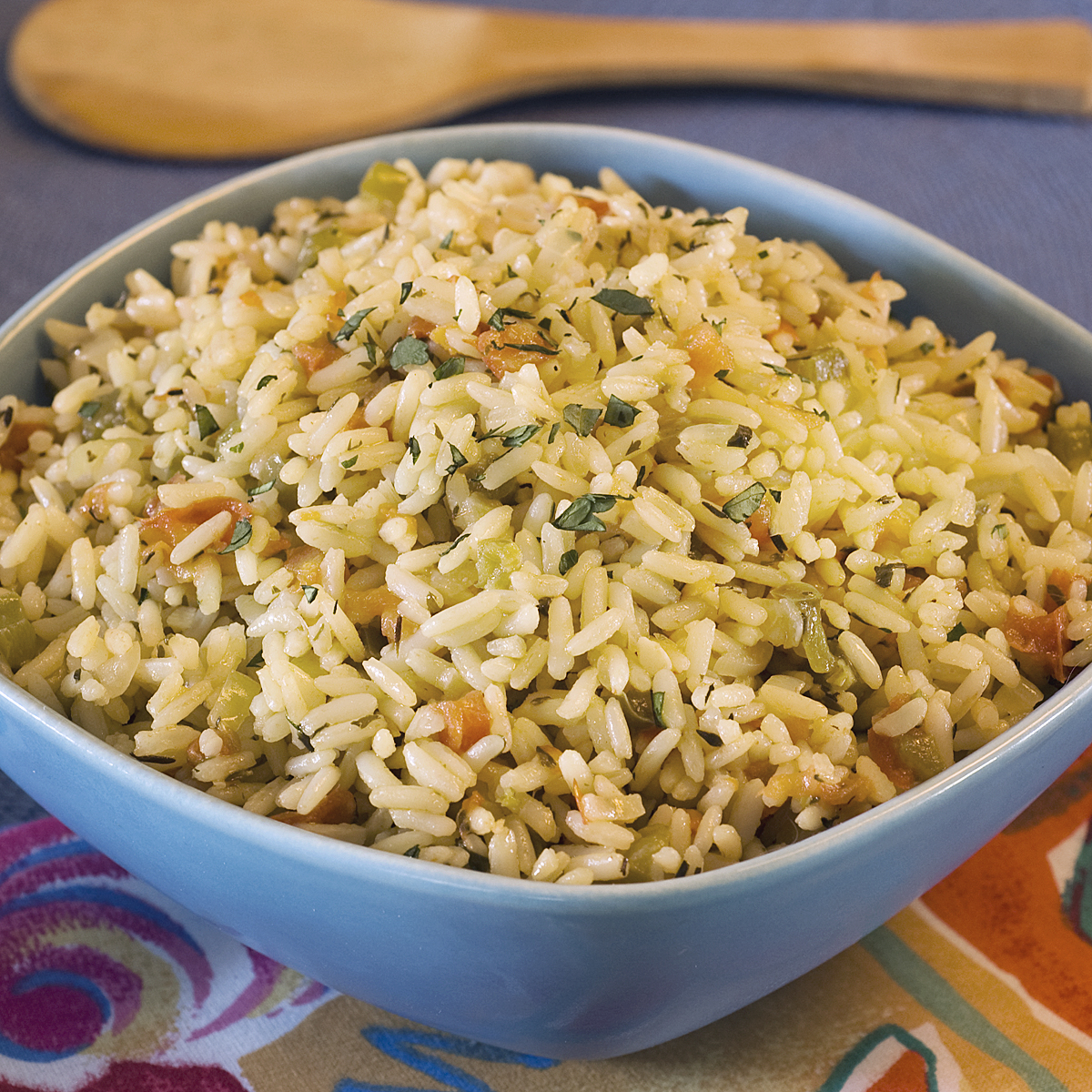 Sofrito Rice – Caribbean Trio #3
