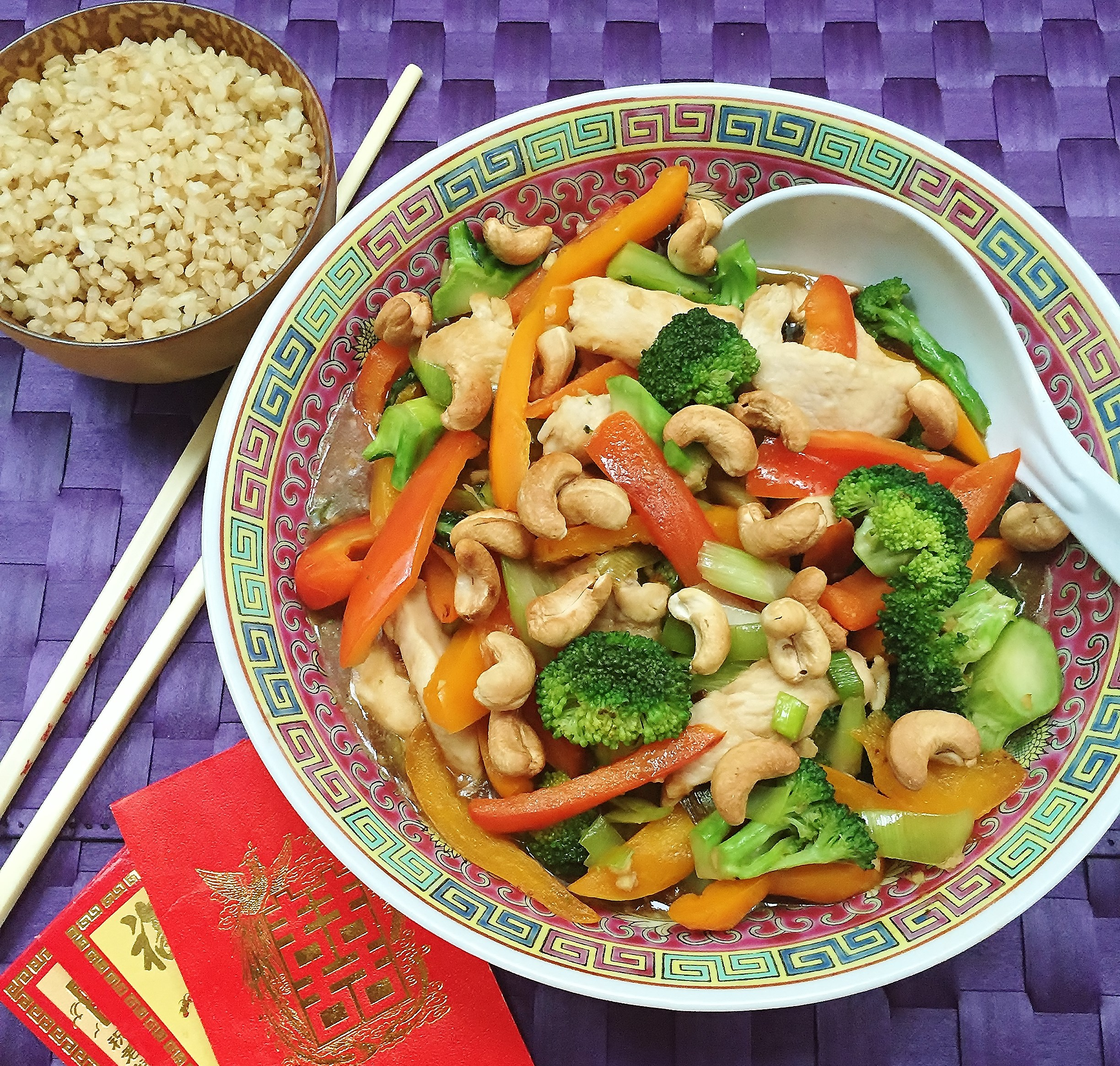 Stir Fry for Year of the Monkey