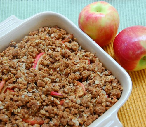 Rosie's Apple Crisp