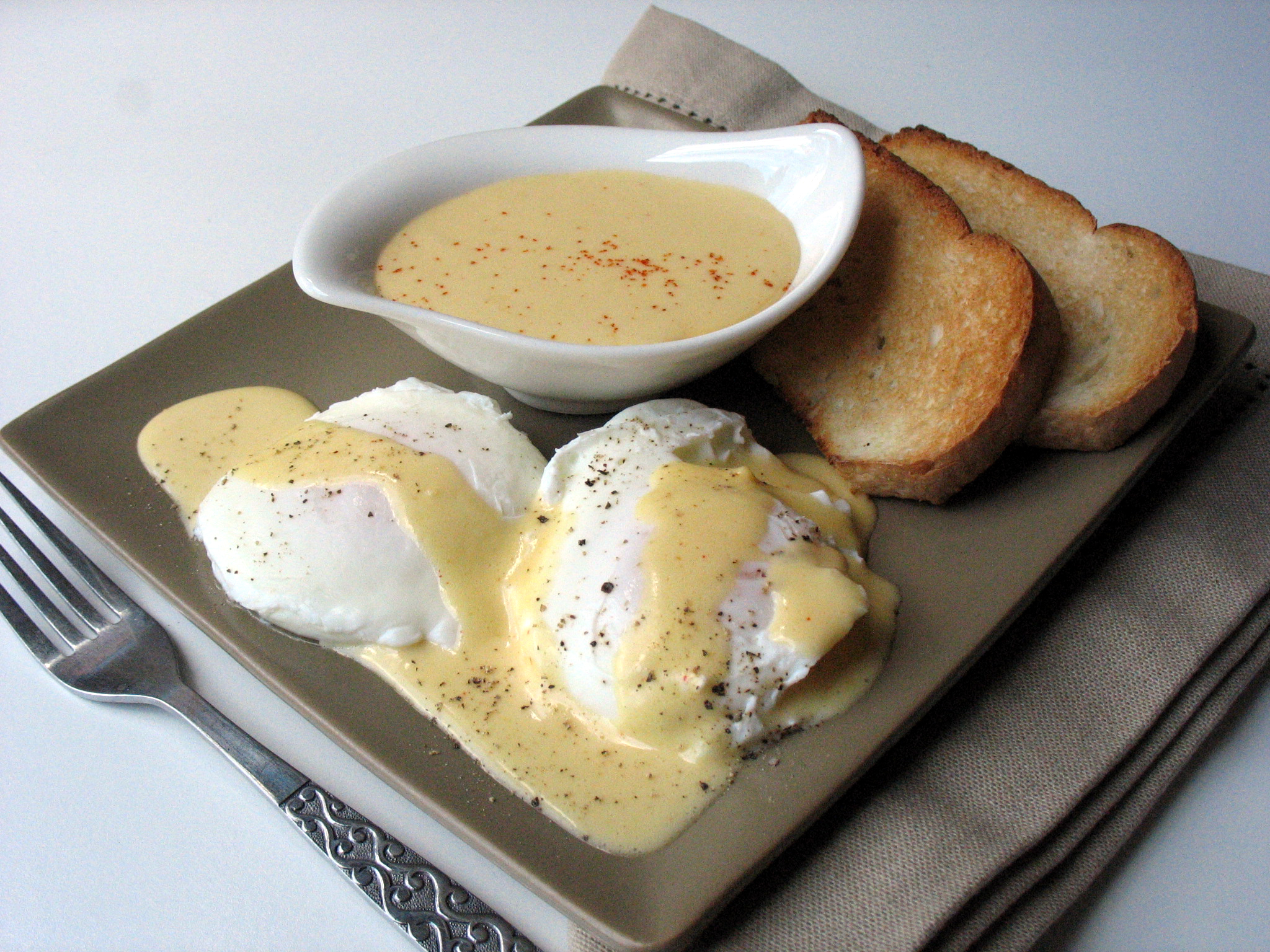Hollandaise — simply delicious