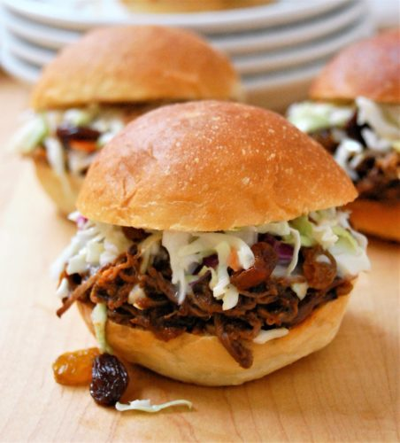Super Simple Slider Sandwiches
